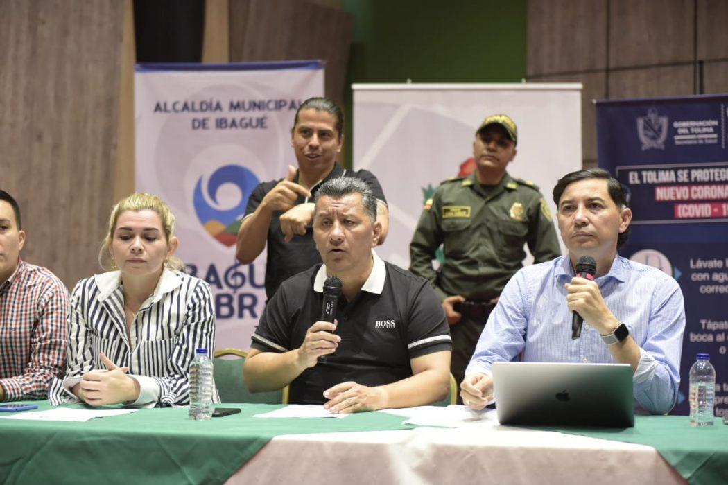 Alcalde de Ibagué y Gobernador del Tolima