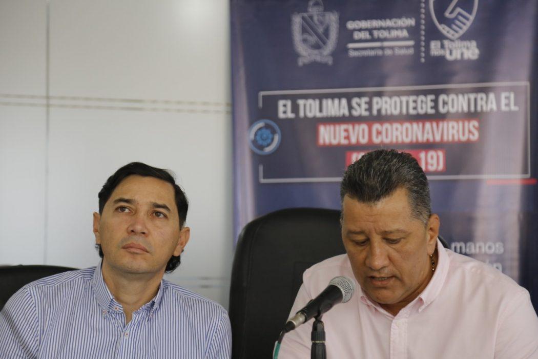 Covid – 19 en el Tolima