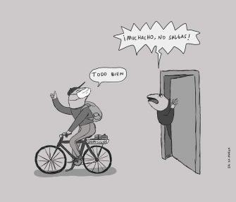 Caricatura del día por Eri Ka Maron