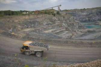 Payandé, radiografía de la minería a cielo abierto