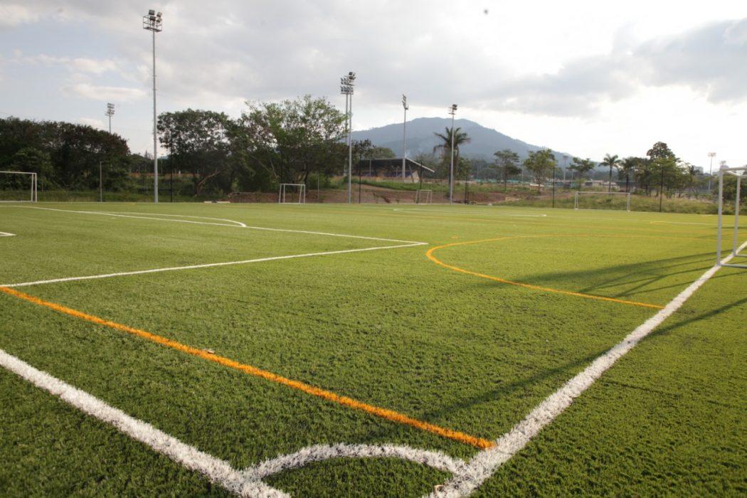 Parque deportivo – Cancha