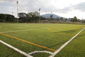 Avanza en un 95% la ejecución obras de urbanismo del Parque Deportivo