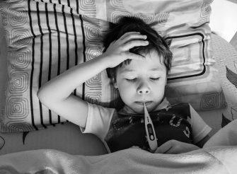 Diarreas e infecciones respiratorias en menores disminuyeron durante el confinamiento