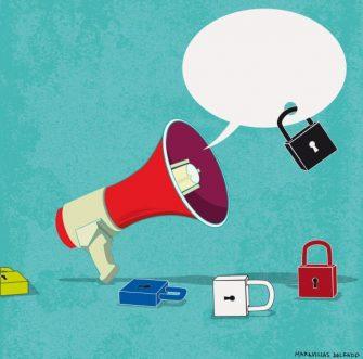 ¿Nuevas formas de lucha o libertad de prensa?