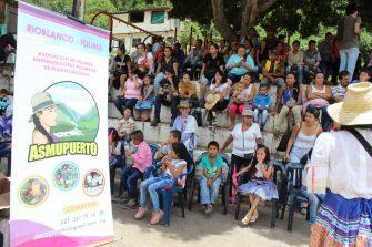 ASMUPUERTO, mujeres construyendo memoria y desarrollo desde el sur del Tolima