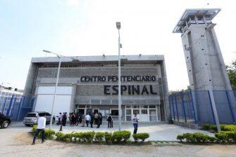 250 casos positivos de Covid-19 en el Centro Penitenciario del Espinal