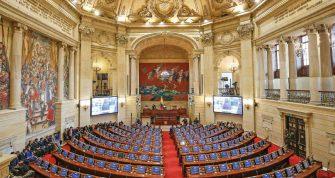 Rechazan candidatura de Arturo Char como presidente del Senado y del Congreso