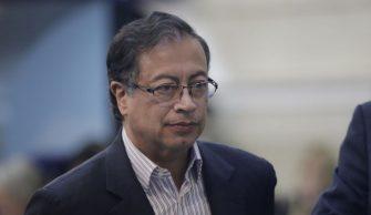 Petro calificó de persecución política la formulación de cargos en su contra