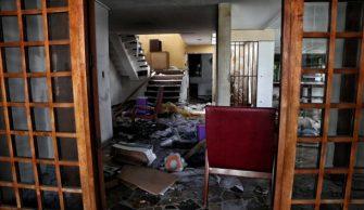Venezuela denunció saqueo a sede de su consulado en Bogotá