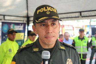 Cinco uniformados de la Policía Metropolitana de Ibagué dieron positivo a Covid 19