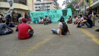 Estudiantes de la UT se pronunciaron frente a la reunión de mañana sobre matrícula cero