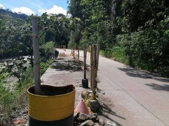 Rehabilitarán la vía Ibagué – San Luís (sector Payandé)