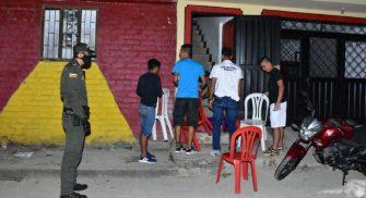 Más de 100 comparendos dejaron los «Operativos por la Vida» en las 13 comunas de Ibagué