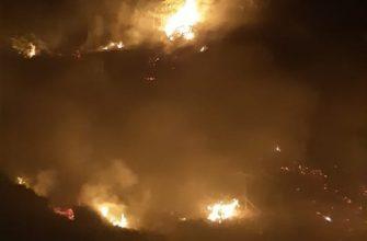 Alerta en el Tolima ante posibles incendios forestales