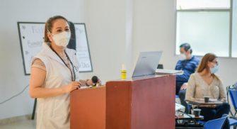 Instituto Nacional de Salud evaluó comportamiento del Covid 19 en Ibagué