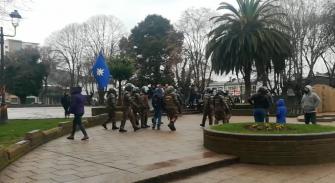 Graves las condiciones de salud de los Comuneros Mapuche de Angol en huelga seca