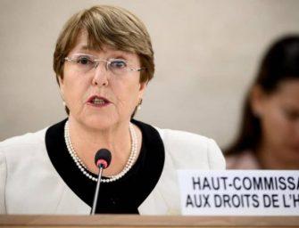 Bachelet: En Siria las violaciones y los abusos abundan en las zonas bajo los grupos armados afiliados a Turquía