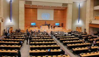 Se inicia en Ginebra la 45° sesión del Consejo de Derechos Humanos «en un contexto de sufrimiento y agitación cada vez mayores en todo el mundo»