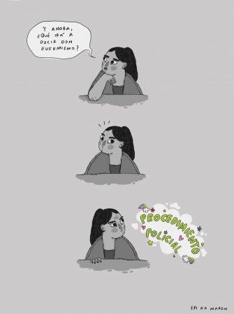 Eufemismo – Caricatura del Día por Eri Ka Marón
