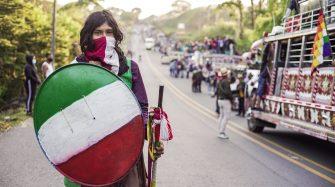 Minga Indígena llegará a Cali esta tarde