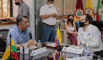 Ricardo Orozco pidió la organización de los Juegos Deportivos Nacionales del año 2027