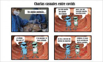 Charlas Casuales Entre Covids – Por Andrés Suache
