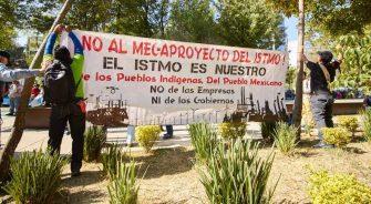 México: pueblos indígenas se oponen a megraproyectos