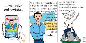 El hijo del patrón – Por Juan Bedoya (Caricatura al poder)