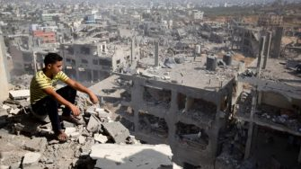 Economía regional de Gaza al borde del colapso
