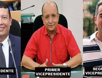 Presidente de la Asamblea fue elegido con menos votos que el vicepresidente