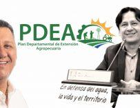 Denuncian improvisación de la Gobernación en el Plan Departamental de Extensión Agropecuaria