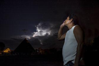 Felipe Cortés, el fotógrafo que retrato al Mohán