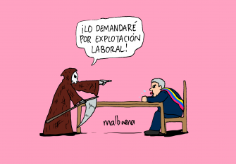 Muertes – Caricatura del día por Malbuena