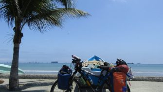 Una historia de libertad: El océano y una bicicleta