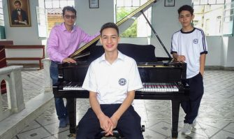 Dos pianistas del conservatorio de Ibagué clasificaron a concurso internacional