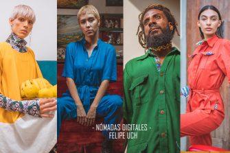 Conozca la nueva colección de Felipe UCH, Nómadas Digitales