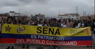 SINDESENA TOLIMA COMUNICADO SUBDIRECTIVA: EL SENA DE REGRESO A LA PRIVATIZACIÓN