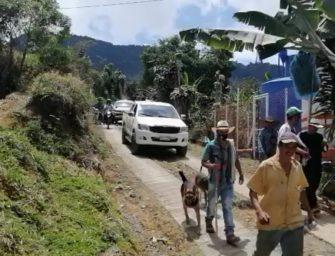 La Veeduría Ciudadana John Jairo Arcila por la Defensa del Patrimonio Ecológico y cultural de Jericó, Antioquia COMUNICA: