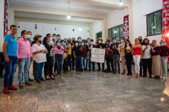 Así Cajamarca conmemoró el IV aniversario de la consulta Popular