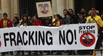 España prohibirá el Fracking: Aprueban su primera ley contra el cambio climático