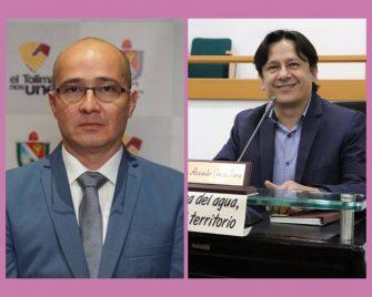 Diputado Renzo García pone en cuestión cifras de vacunación de la Gobernación del Tolima