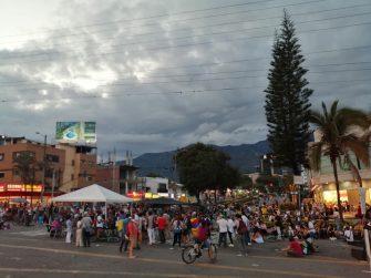Respuesta de la Asamblea Popular de Ibagué al Gobernador del Tolima