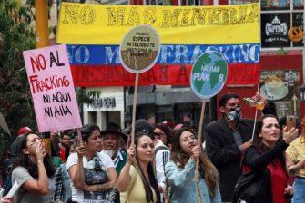 Pronunciamiento del ambientalismo en el Paro Nacional 2021