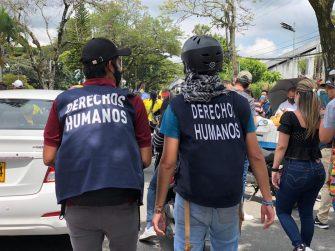 La CIDH condena las graves violaciones de derechos humanos en el contexto de las protestas en Colombia