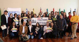 Radican por tercera vez proyecto de ley que prohíbe el Fracking en Colombia