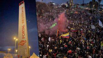Comunicado a la CIDH por parte del Comité de Derechos Humanos del Concejo de Bogotá