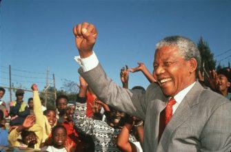 Nelson Rolihlaha Mandela, sinónimo de lucha