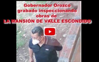 Video deja en evidencia el vínculo del gobernador del Tolima con la «Mansión de Valle Escondido»