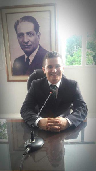 Presidente del Concejo Jeison Guzmán desmiente al Alcalde del municipio de El Líbano