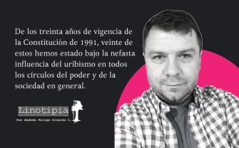 Uribismo: Los nostálgicos de la Constitución del 86